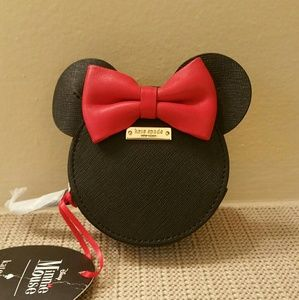 Kate Spade Minnie Mouse Minnie Coin Purse